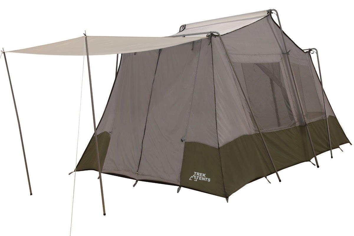 Amazon.com  Trek Tents 237 Two Room Cabin Tent 8 x 13-Feet Grey  Sports u0026 Outdoors  sc 1 st  Amazon.com & Amazon.com : Trek Tents 237 Two Room Cabin Tent 8 x 13-Feet Grey ...