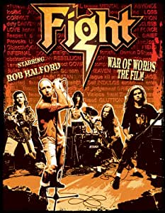 Fight: War of Words (CD/DVD Combo)
