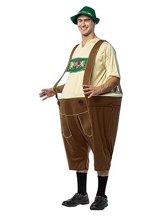 Disfraz de alemán gordo para hombre: Amazon.es: Ropa y ...
