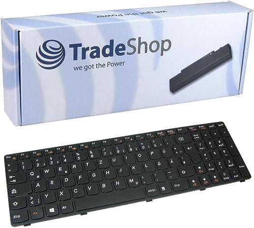 Trade de Shop Premium Laptop de teclado/Notebook Keyboard para Intercambio Alemán QWERTZ sustituye a IBM Lenovo IdeaPad G500 G505 g505 a g505am G510 ...