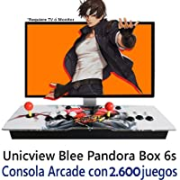 Unicview Consola de Videojuegos Jamma Pandora´s Box 6S