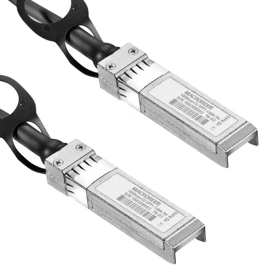 10Gbase-CU Passive Twinax Cable 7 Meters Macroreer for Juniper EX-SFP-10GE-DAC-7M SFP