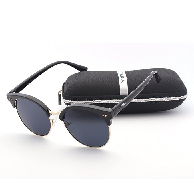 ELITERA 2016 gafas de sol del ojo de gato de lujo del diseñador de moda para 9177b436a8cc