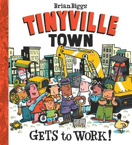 Gets to Work! (A Tinyville Town Book) by Abrams Appleseed (Image #6)