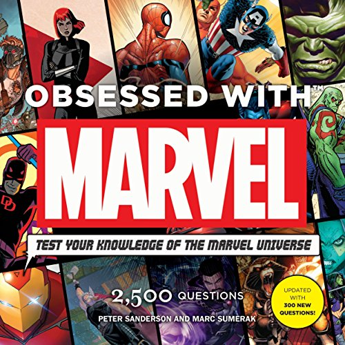 Obsessed With Marvel -