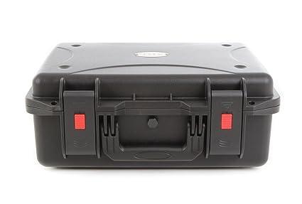 Plástico duro funda impermeable con espuma – apto para cámaras y accesorios
