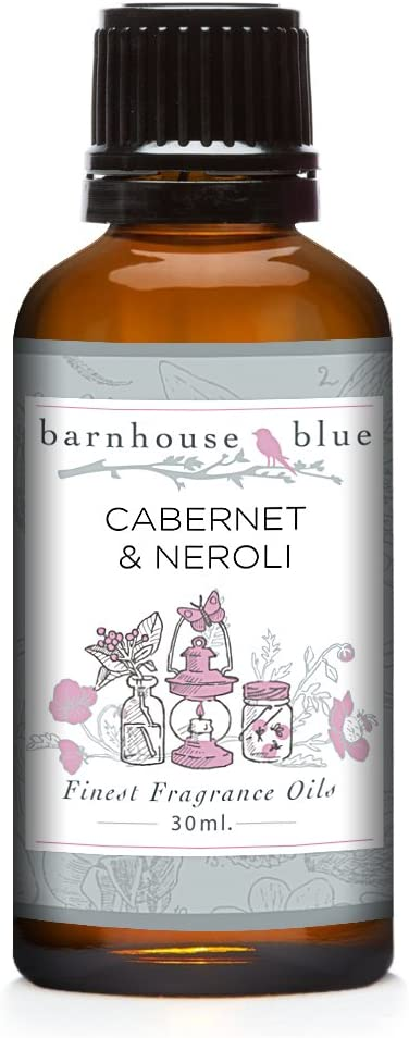 Barnhouse Blue - Cabernet & Neroli - Premium Fragrance Oil - 30ml
