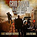 Grid Down Reality Bites: Volume 1 Part 1 Audiobook by Sara Freeman, Bruce Hemming Narrated by Elizabeth Phillips