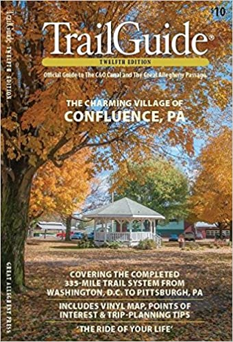 TrailGuide 12th Edition: Official Guide to the C & O C ... on mp map, erie map, gmo map, southern map, pc map, b&o map, dl&w map, conrail map, milw map, new york central map, penn central map, sou map, canadian national map, northern pacific map, central vermont map, new haven map, nickel plate map, prr map, csx map,