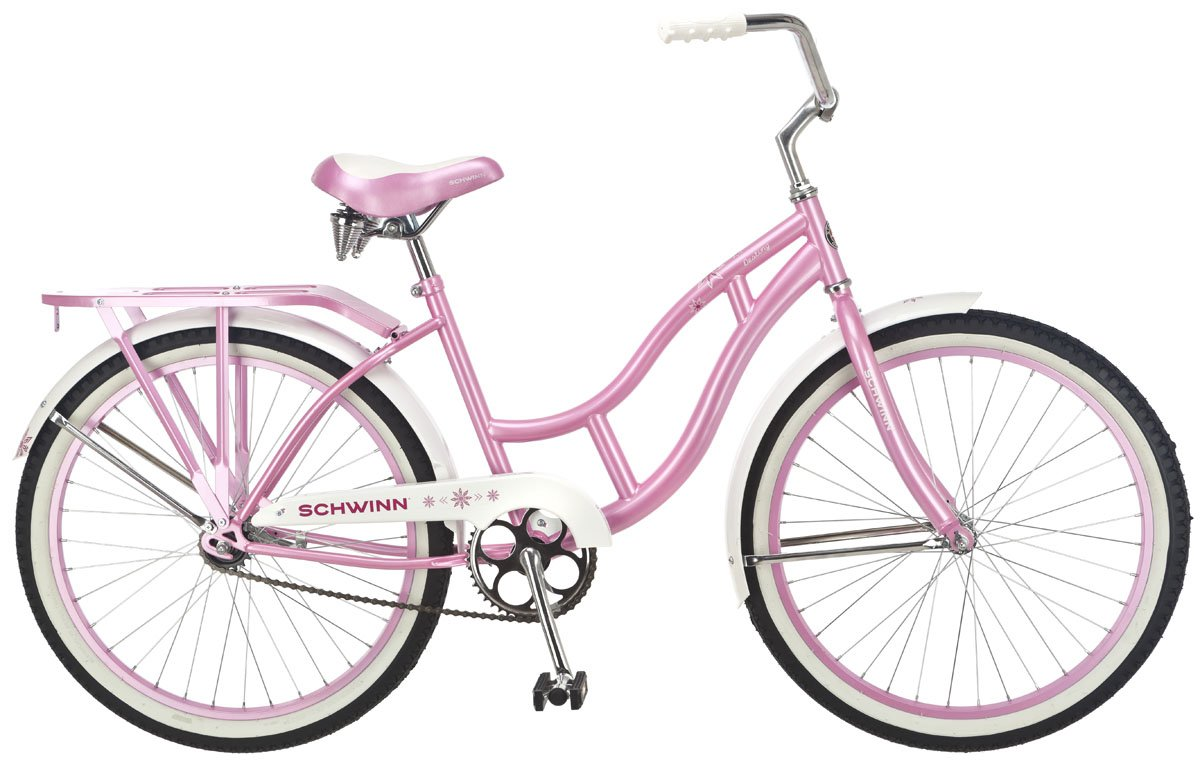 bet pink beach cruiser