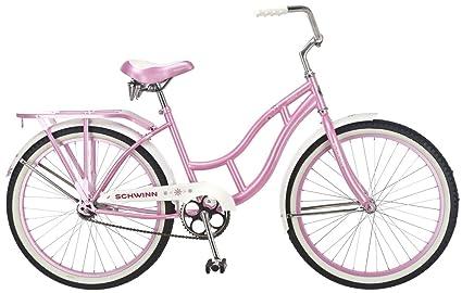 b35f753d71a Amazon.com  Schwinn Destiny 24-Inch Cruiser Bicycle