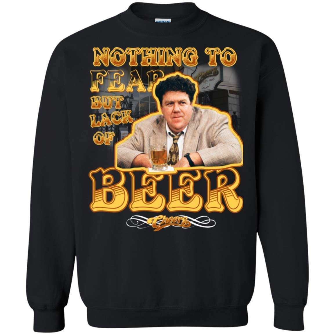 Cheers TV Show Crewneck Pullover Sweatshirt 8 oz.