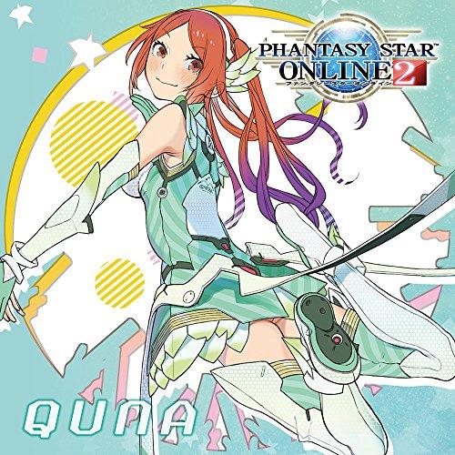 クーナ(CV:喜多村英梨) / QUNA ~ゲーム「PHANTASY STAR ONLINE 2」アルバム