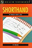 Shorthand, Pitman's: New Era (Teach Yourself)