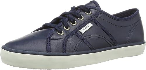 ESPRIT Damen Italia Lace Up Sneakers: : Schuhe