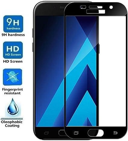 ELECTRÓNICA REY Protector de Pantalla Curvo para Samsung Galaxy A5 ...