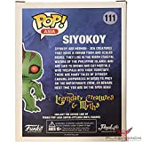 Funko Pop Asia Siyokoy Orange 2016 Convention