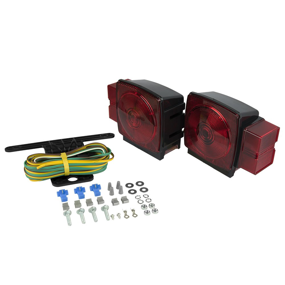 Blazer C6424 Square Submersible Trailer Light Kit