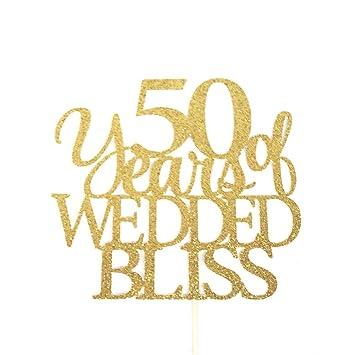 50 Ans De Mariage Bliss 50ème Anniversaire De Mariage