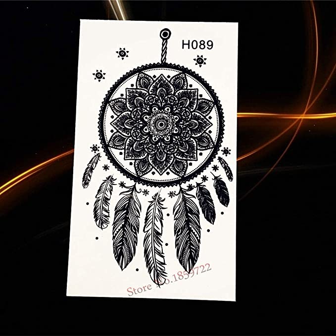 Yyoutop Corona de la Reina Impermeable Transferencia de Tatuaje ...