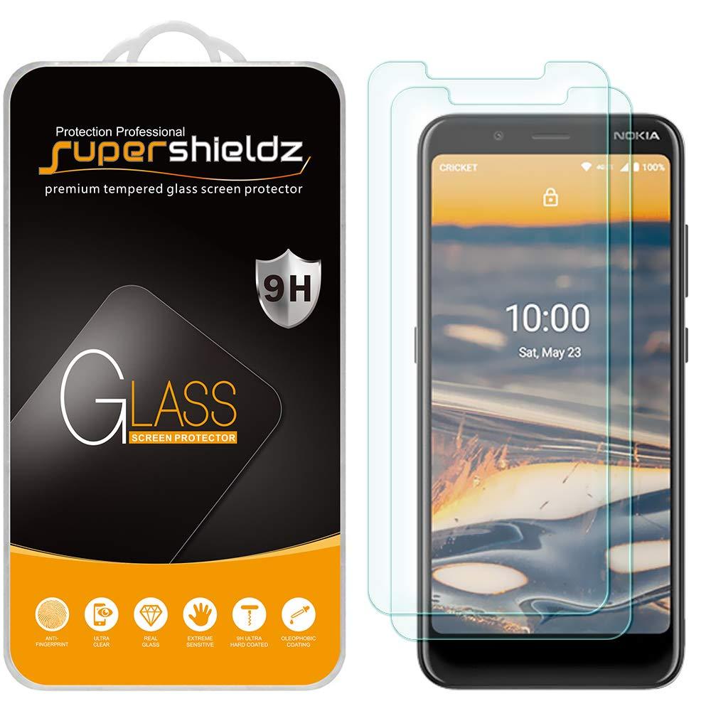 Vidrio templado para Nokia C2 Tava [2un.] Supershieldz