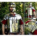 NauticalMart Medieval Lorica Segmentata Roman Legionnaires Medieval Armor Breastplate