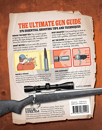 Review Total Gun Manual (Field & Stream): Updated and Expanded! 375 Essential Shooting Skills