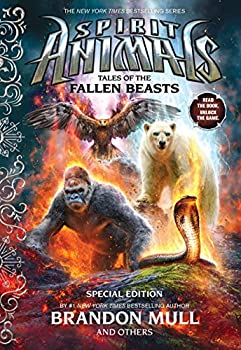 Tales of the Fallen Beasts (Spirit Animals: Special Edition) 0545901294 Book Cover
