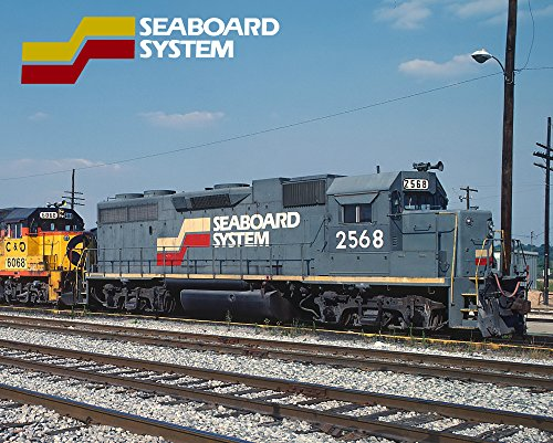System Seaboard - Seaboard System GP38-2 Train 8