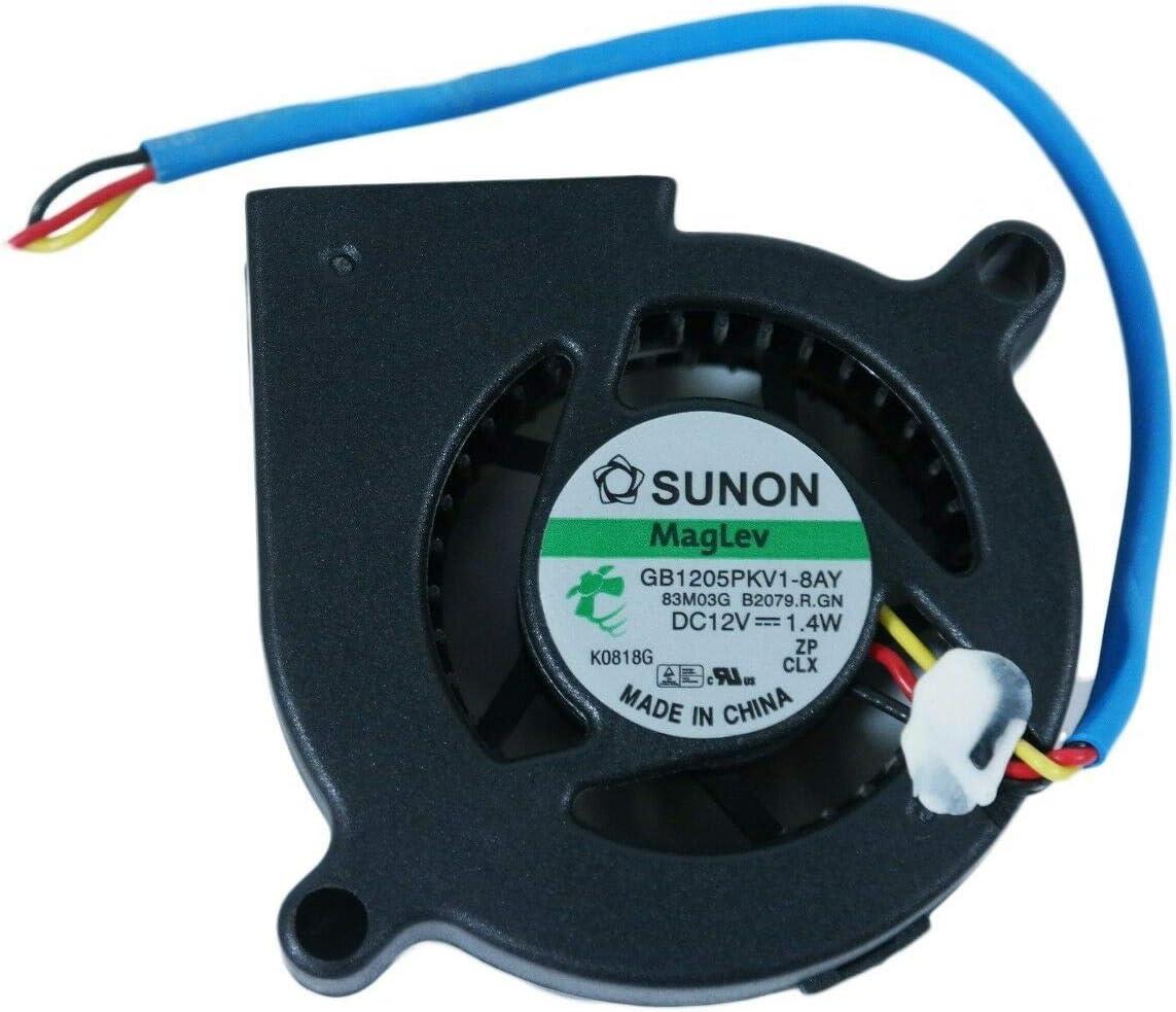 Genuine Sunon GB1205PKV1-8AY 3-Pin Projector Fan for Dell 4610X 4220 4210X