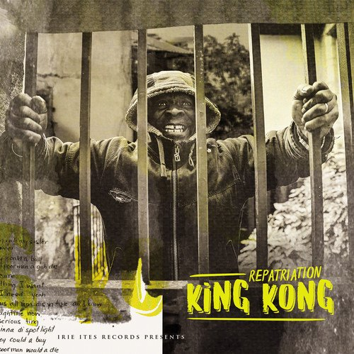 Vinilo : King Kong - Repatriation (LP Vinyl)