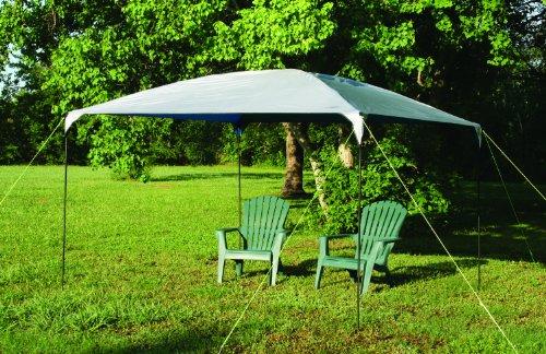 Texsport Silver Dining Canopy (Silver , 10-Feet X 10-Feet X 84-Inch)