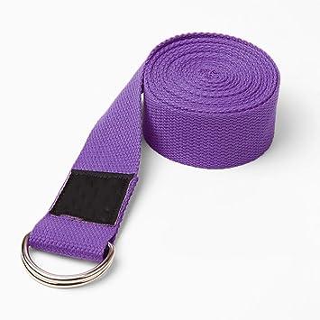 Bandas de resistencia 2.5M Yoga Estiramiento Cinturón Bandas ...