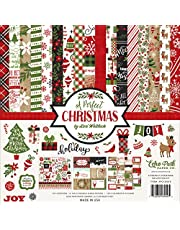 Echo Park Paper Company Perfect Christmas Collection Kit