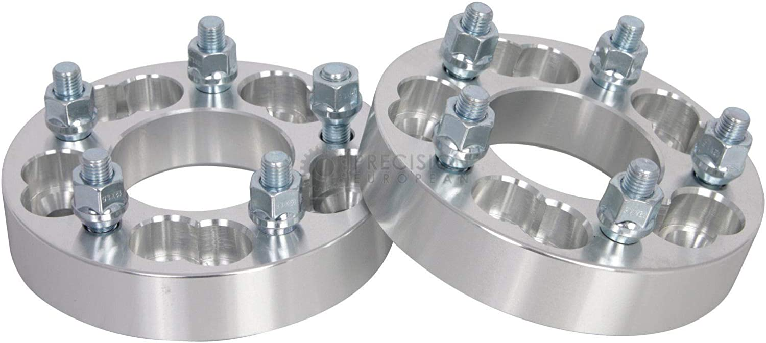 """Wheel Adapters Spacers4x130 to 4x100 78mm Hub12x1.5 Studs 32mm 2pc 1.25/"""""""