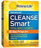 CleanseSmart Advanced Cleanse 2-part formula 120 Capsules