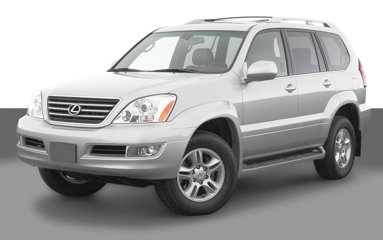 2003 Lexus GX470, 4-Door SUV 4-Wheel Drive ...