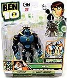 Ben 10 Ultimate Alien 4 Action Figure Rath Haywire Includes Minifigure by Ben 10 [parallel import goods]