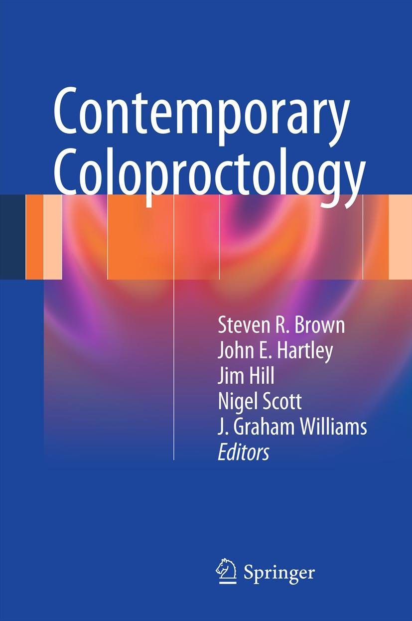 Contemporary Coloproctology  English Edition