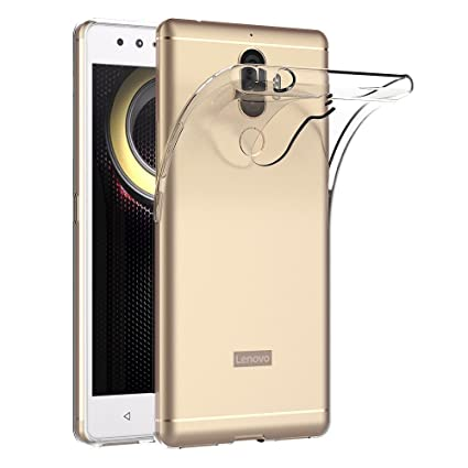 sale retailer 5a7e8 d4e9c LOFAD CASE Transparent Back Cover for Lenovo K8 Note