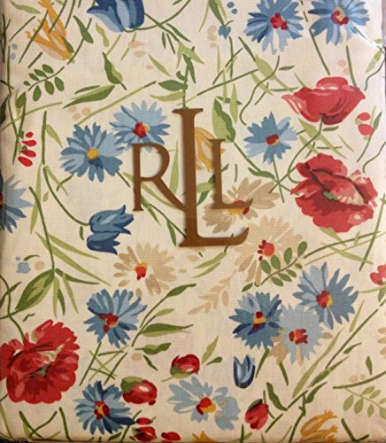 Ralph Lauren Georgica Garden Tan Set of Four Cloth Placemats