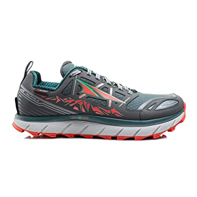 best website df1a9 f7bbf Altra Footwear Women s Lone Peak 3.0 Neoshell Trail Running Shoe,Gray  Blue,US