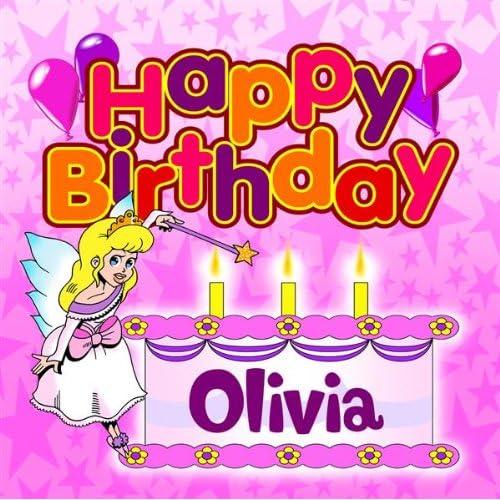 Happy Birthday Olivia By The Birthday Bunch On Amazon Music Amazon Com