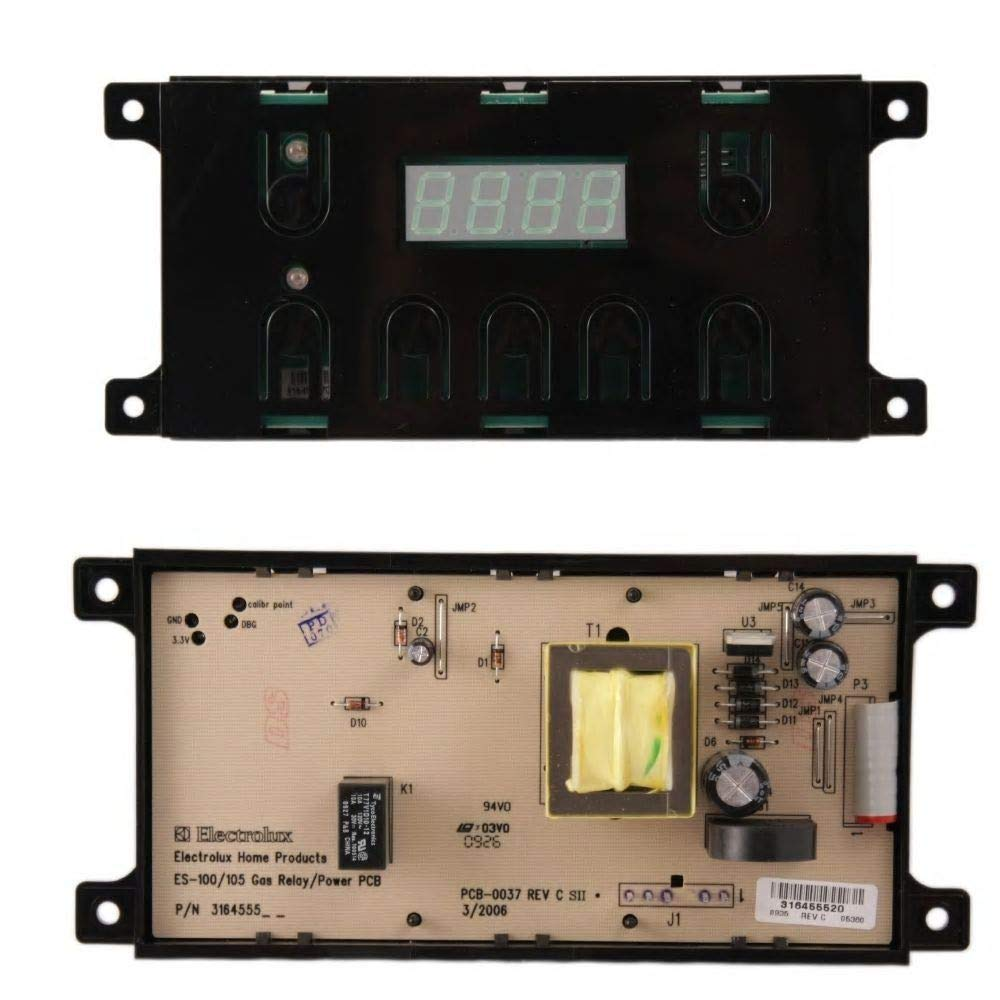 316455410 - Electrolux Aftermarket Oven Stove Range Clock Timer Control Board
