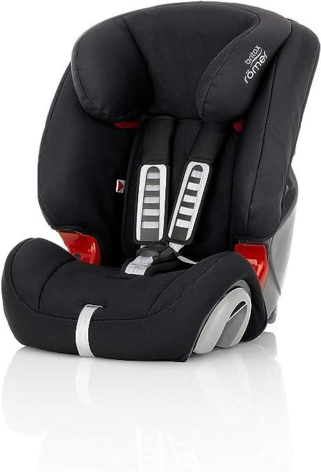 car seat 9-36 kg, EVOLVA 123 group