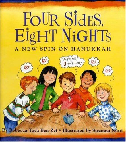 Four Sides, Eight Nights: A New Spin on Hanukkah pdf epub