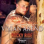 Rocky Ride: Thompson & Sons, Book 1 | Vivian Arend