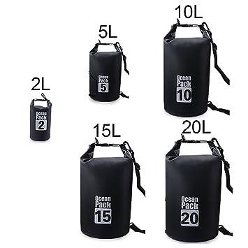 24092381d6 Originaltree 2 5 10 15 20L Outdoor Waterproof Bag Dry Sack Backpack ...