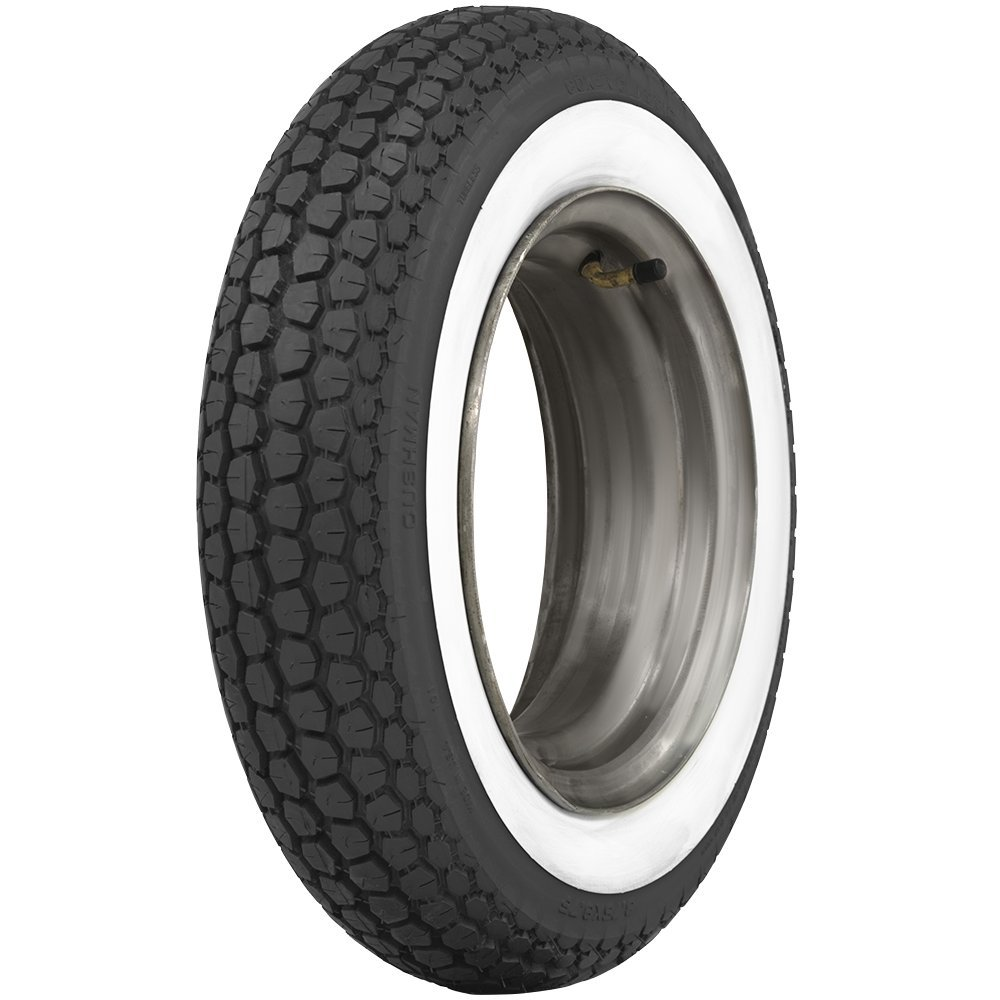Coker Tire 50210 Coker Classic Scooter Double Whitewall 375-975