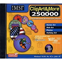 Clipart and More 250000 (Jewel Case)